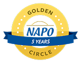 Presenter at NAPO's 25th Annual Conference & Organizing Expo in New Orleans, April17-20, 2013.